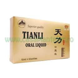 Tian Li - Natural Potent - 6 FIOLE - Tratament potenta