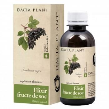 Elixir din fructe de Soc - 200 ml