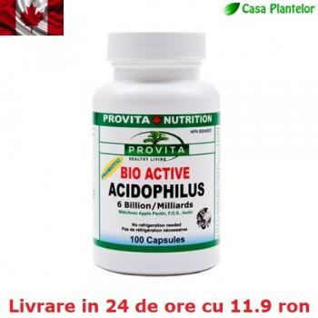 Acidophilus - 100 cps