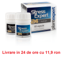 STRESS EXPERT 24 Day&Night - supliment antistress 100% natural