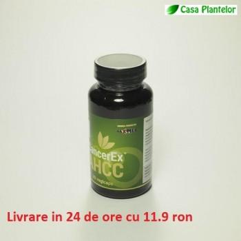 CancerEx AHCC Hilcon , 30 cps