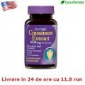 Extract de Scortisoara - 1000 mg, 80 cps - Natrol, SUA