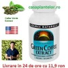 Green Coffee 2000mg, Source Naturals, SUA