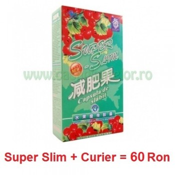 Super Slim - 30cps - Original