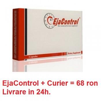 EjaControl (4 capsule) - capsule contra ejaculării precoce