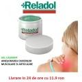 Reladol - gel calmant pentru ameliorarea durerilor musculare si articulare