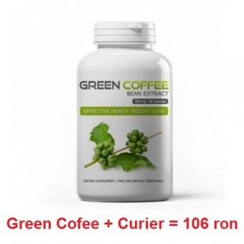 Green Cofee (Cafea Verde) - 2000mg