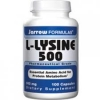 L-Lysine 500 mg 100 cps Jarrow
