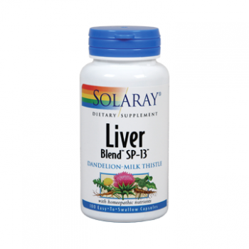 Liver Blend 100 cps Solaray