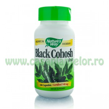 Black Cohosh - 100 cps - Nature' Way