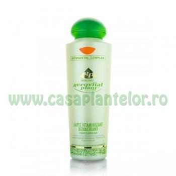 Lapte Vitaminizant Demachiant Gerovital