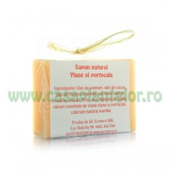 Sapun Natural Ylang si Portocala