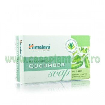 Refreshing Cucumber Soap Oily Skin