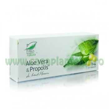 Aloe Vera si Propolis