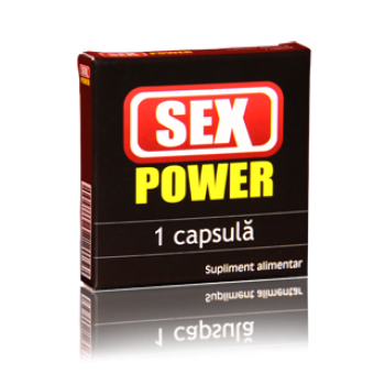 Sex Power 1 cps