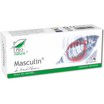 Masculin - 30 capsule
