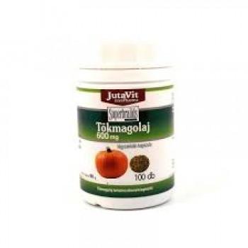 Ulei de Dovleac Capsule 600 mg  - Tokmagolaj - JuvaPharma