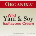 CREMA Wild Yam+Izoflavone (Izoflavonoizi)- Balanta Progesteron/E